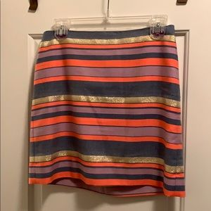Banana Republic Skirts - Banana Republic stripe skirt
